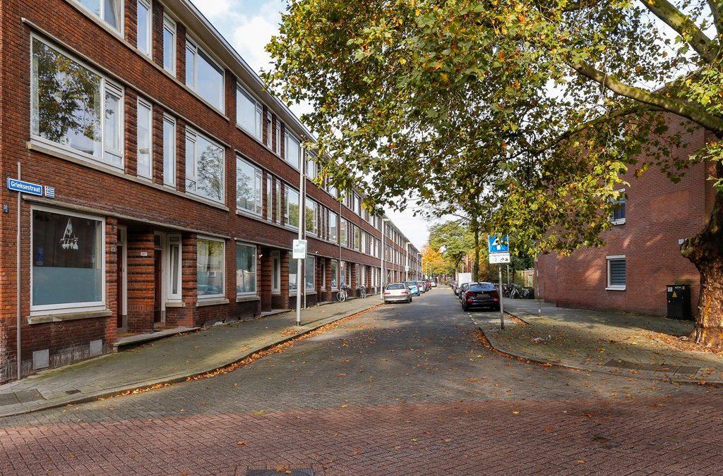 Te koop | Rotterdam – Grieksestraat 42-AB