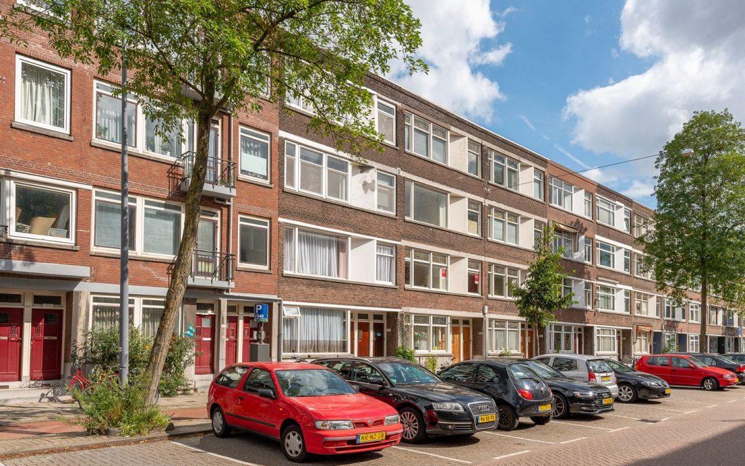 AANGEKOCHT: Willem Buytewechstraat 195-B   Rotterdam-Delfshaven