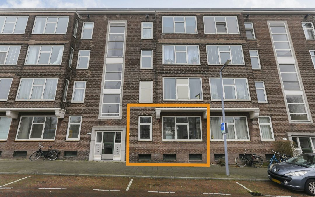 TE KOOP: Statenweg 8-A, Rotterdam-Blijdorp